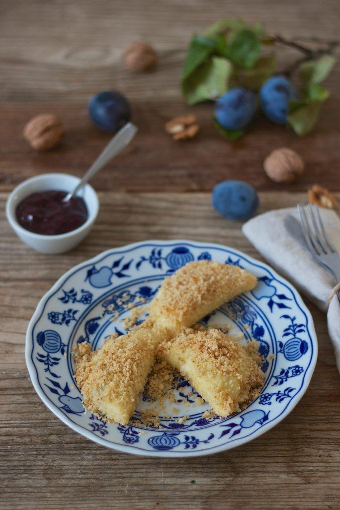 Köstliche Powidltascherl mit selbst gemachtem Powidl von Sweets & Lifestyle