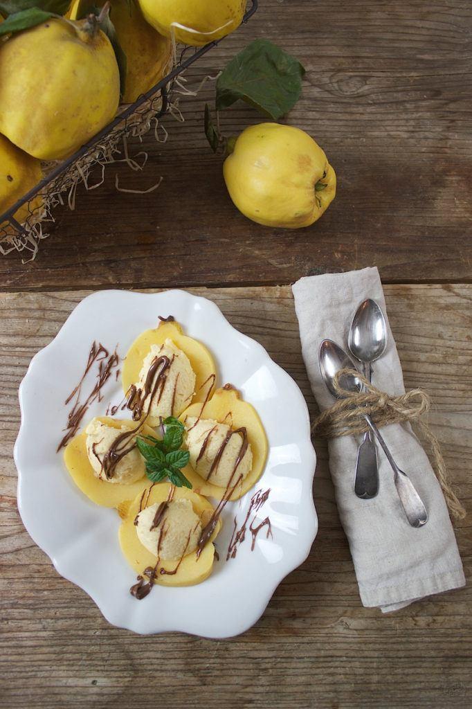 Köstliches Quittenmousse mit Kompott von Sweets & Lifestyle®