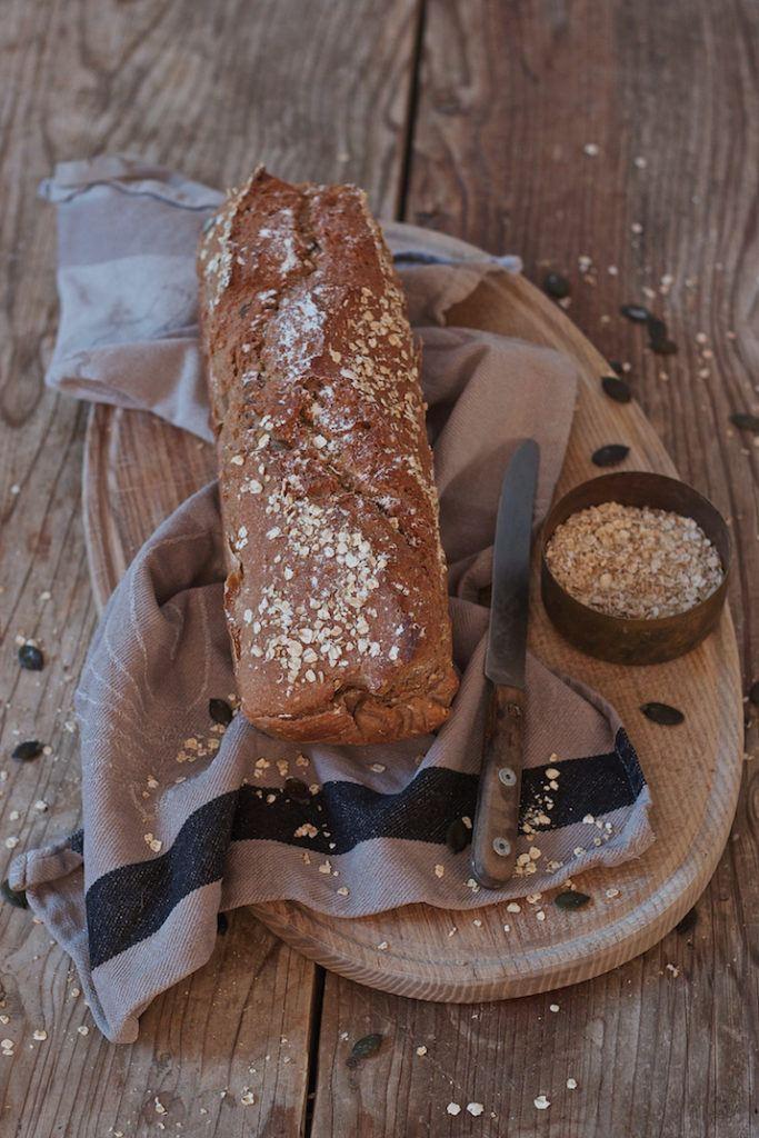 Schnelles, selbst gebackenes Körndlbrot ohne Sauerteig von Sweets & Lifestyle®