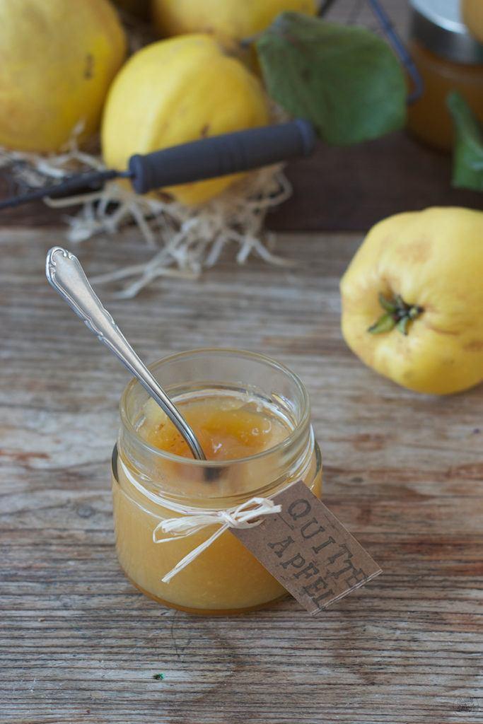Selbst gemachte Quitten Apfel Marmelade von Sweets & Lifestyle®