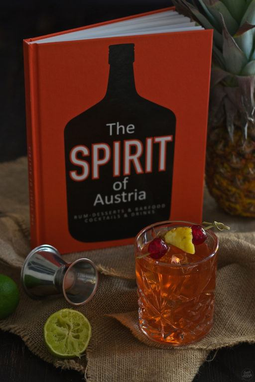 Skinny Colada Rezept aus The Spirit of Austria