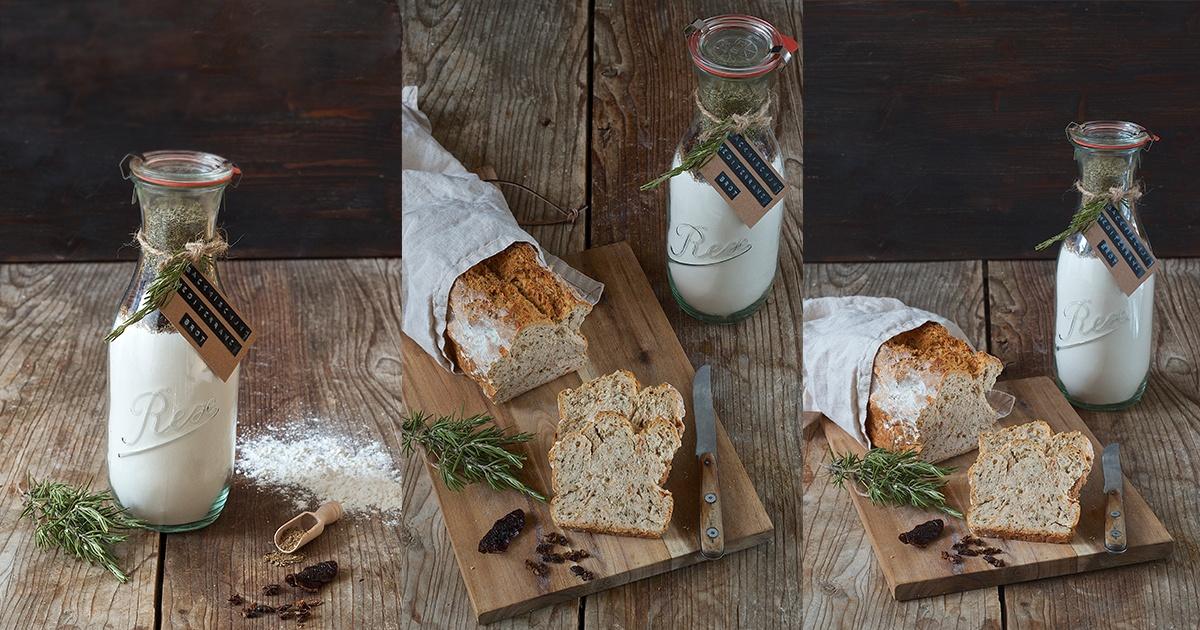 Backmischung Mediterranes Brot - Sweets & Lifestyle®