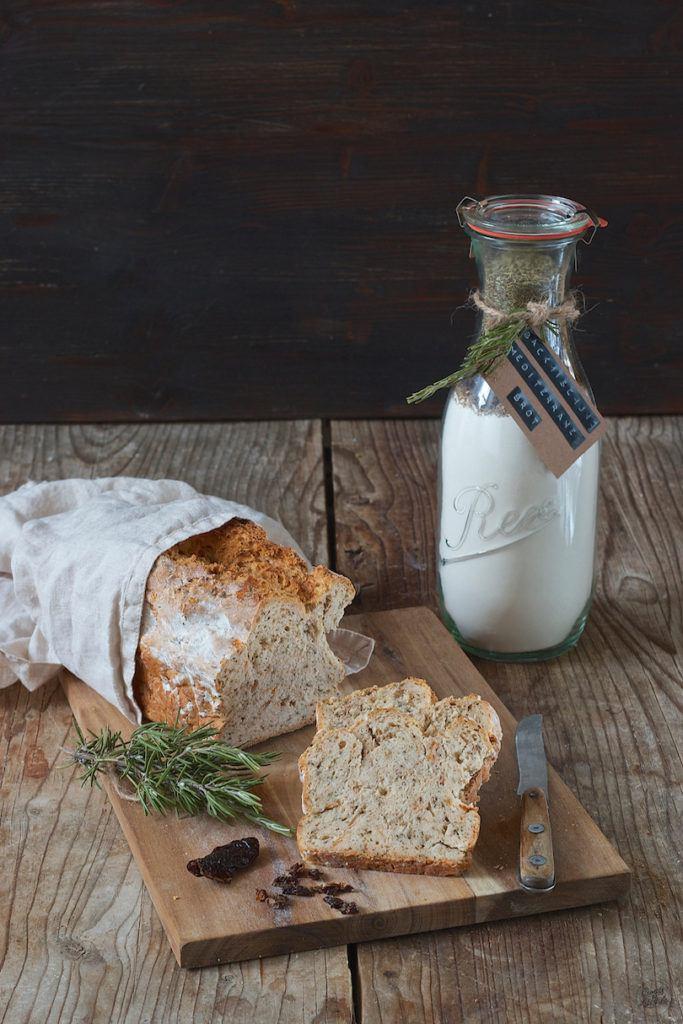 Backmischung für ein köstliches Mediterranes Brot von Sweets & Lifestyle®