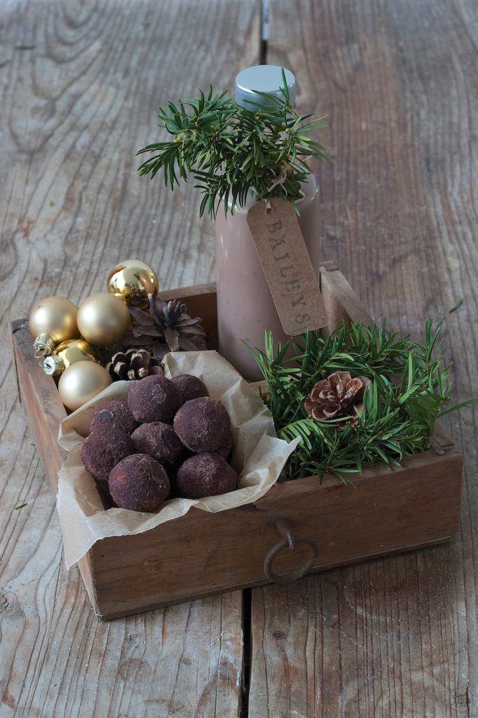 Baileyskugeln aus selbst gemachtem Baileys von Sweets & Lifestyle®