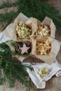 Käsecracker bestreut mit verschiedenen Gewürzen von Sweets & Lifestyle®