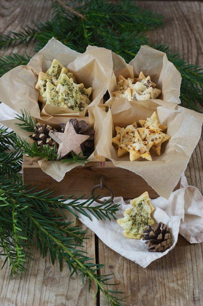 Selbst gemachte Käsecracker als Geschenk aus der Küche von Sweets & Lifestyle®