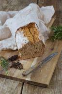 Köstliches Mediterranes Brot mit Hefe von Sweets & Lifestyle®