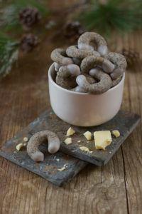 Mohnkipferl als Weihnachtskekse gebacken von Sweets and Lifestyle®