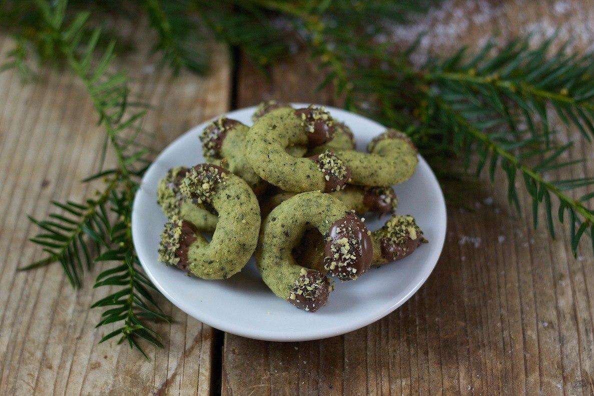 Weihnachtskekse Oetker.Kürbiskernkipferl Sweets And Lifestyle