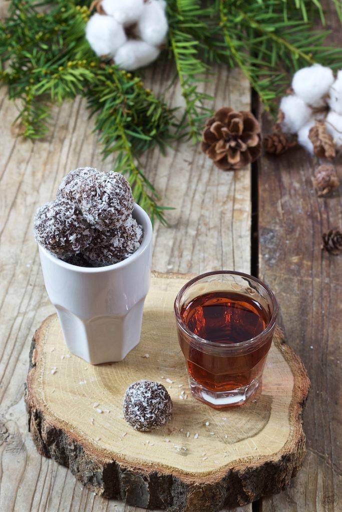 Rumkugeln nach einem Rezept von Sweets & Lifestyle®