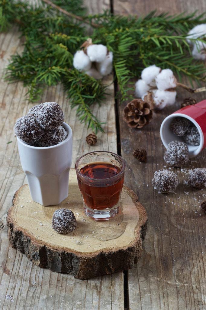 Leckeres Rumkugeln Rezept von Sweets & Lifestyle®