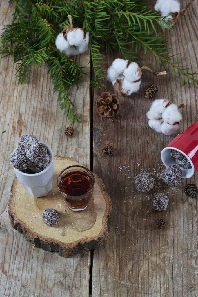 Leckere Rumkugeln selbst gemacht von Sweets & Lifestyle®