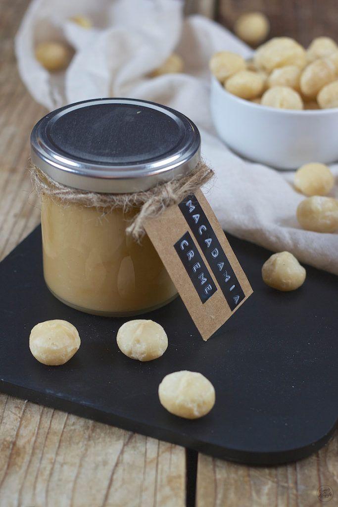 Selbst gemachte Macadamia Creme von Sweets & Lifestyle®
