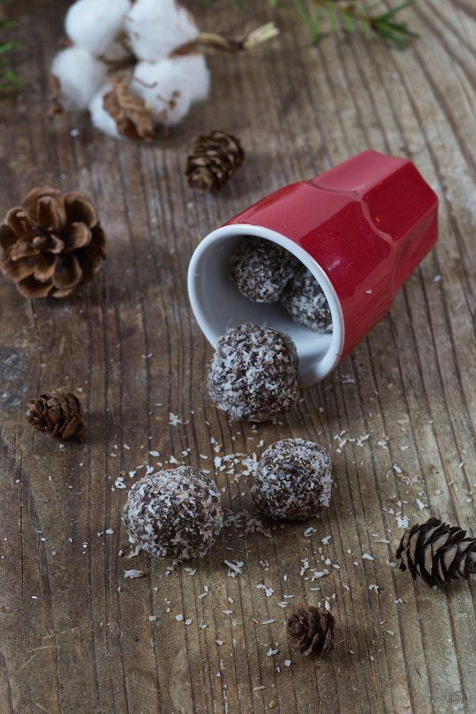 Selbst gemachte Rumkugeln von Sweets & Lifestyle®