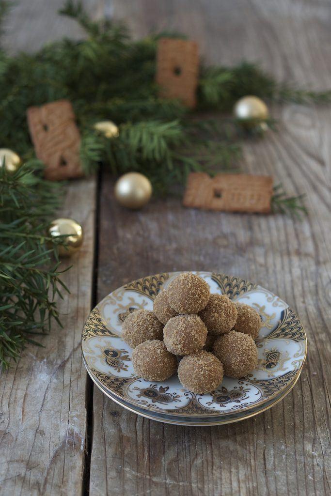 Rezept für Spekulatiuskugeln von Sweets & Lifestyle®
