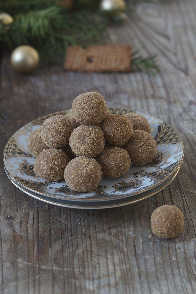 Spekulatiuskugeln als Geschenk aus der Küche von Sweets & Lifestyle®