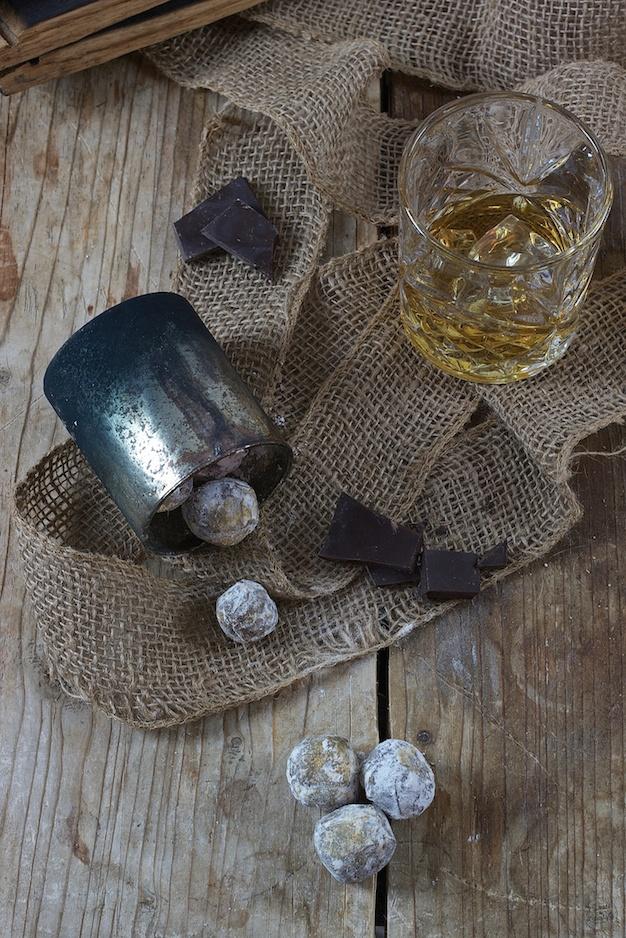 Whiskytrüffel selbst gemacht von Sweets & Lifestyle®