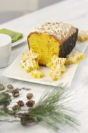 Winterkuchen Orange mit Orangenpunschglasur verziert von Sweets & Lifestyle®