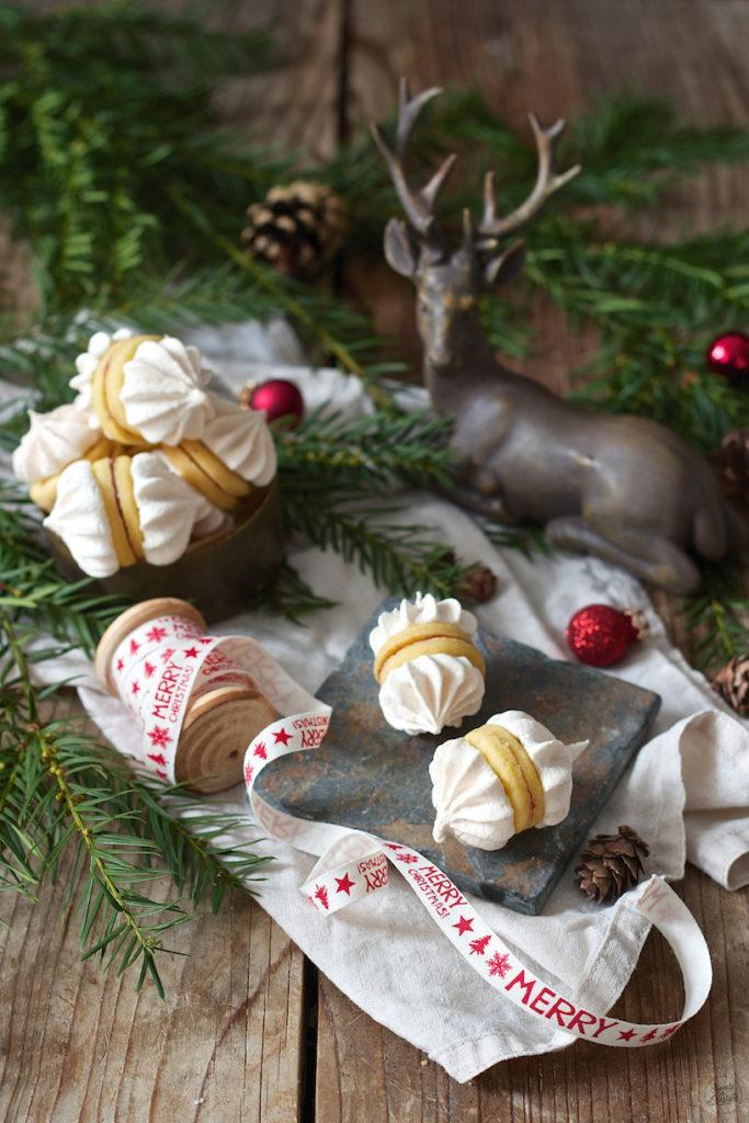 Zwickerbusserl, typisch österreichische Weihnachtskekse von Sweets & Lifestyle®