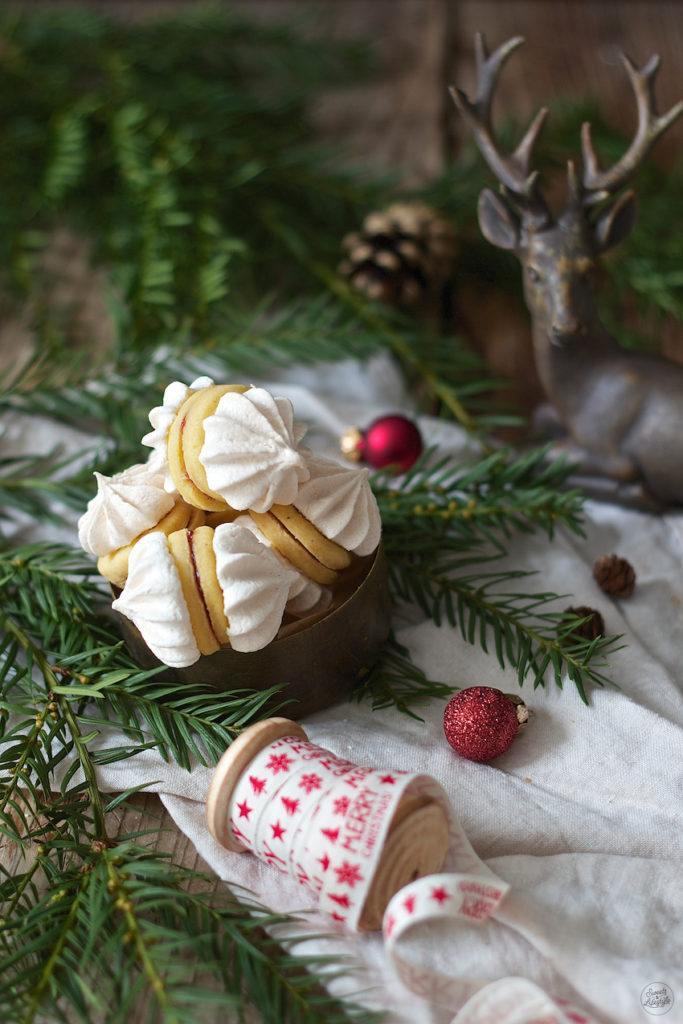 Zwickerbusserl Weihnachtskekse von Sweets & Lifestyle®