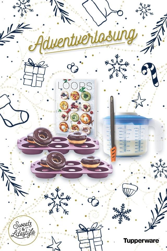 Adventverlosung Easy Loops Set von Tupperware bei Sweets & Lifestyle®
