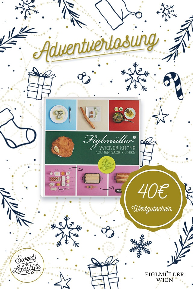Adventverlosung Figlmueller Package bei Sweets & Lifestyle