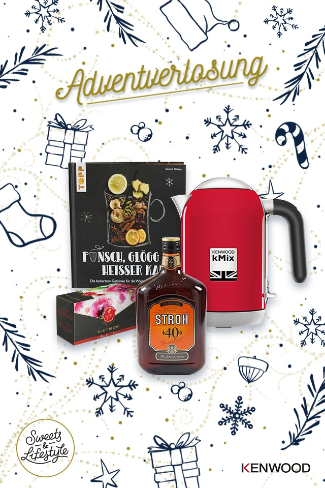Adventverlosung zum 3. Advent von Sweets & Lifestyle®