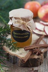Bratapfelmarmelade mit Amaretto von Sweets & Lifestyle®