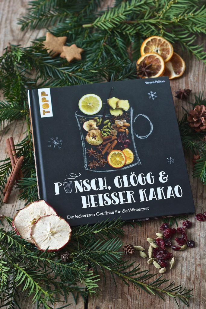Buch Punsch, Glögg und heißer Kakao: Die leckersten Getränke für die Winterzeit von Verena Pelikan vom Blog Sweets & Lifestyle®