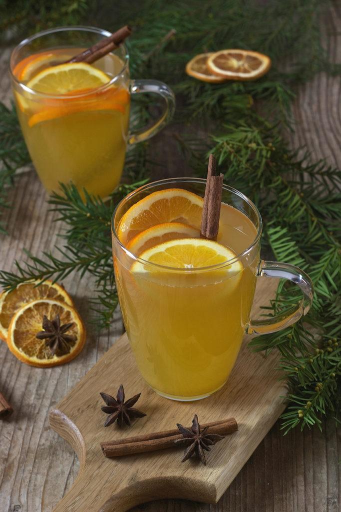 Glüh Gin mit Apfel und Orangen von Sweets & Lifestyle®