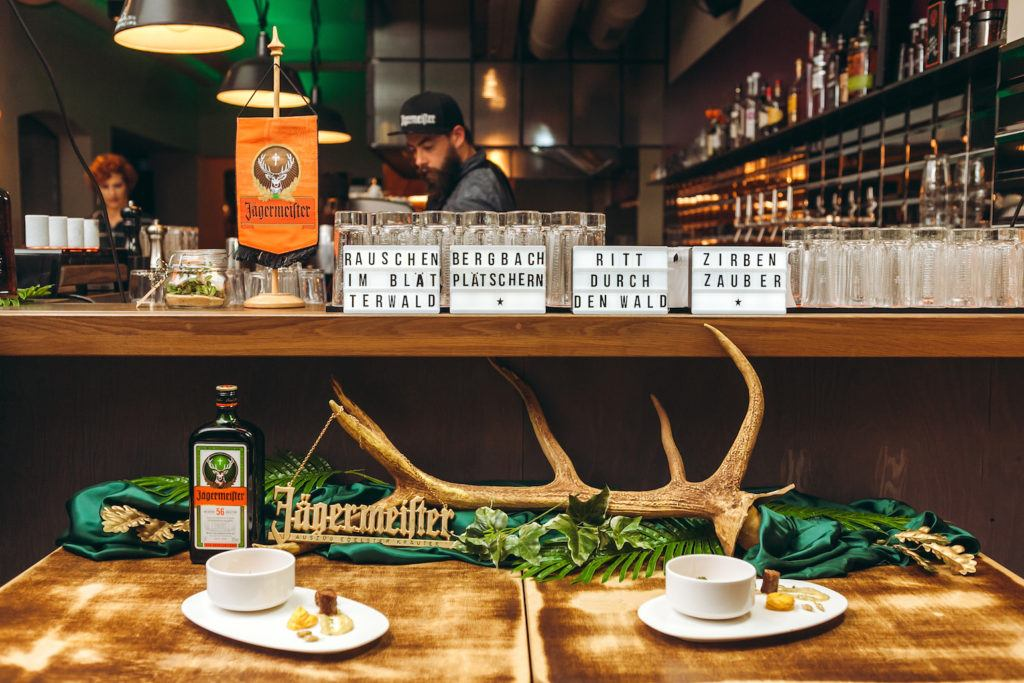 Sweets & Lifestyle® beim Jägermeister Foodpairing Event in Wien © Philipp Lipiarski / www.goodlifecrew.at