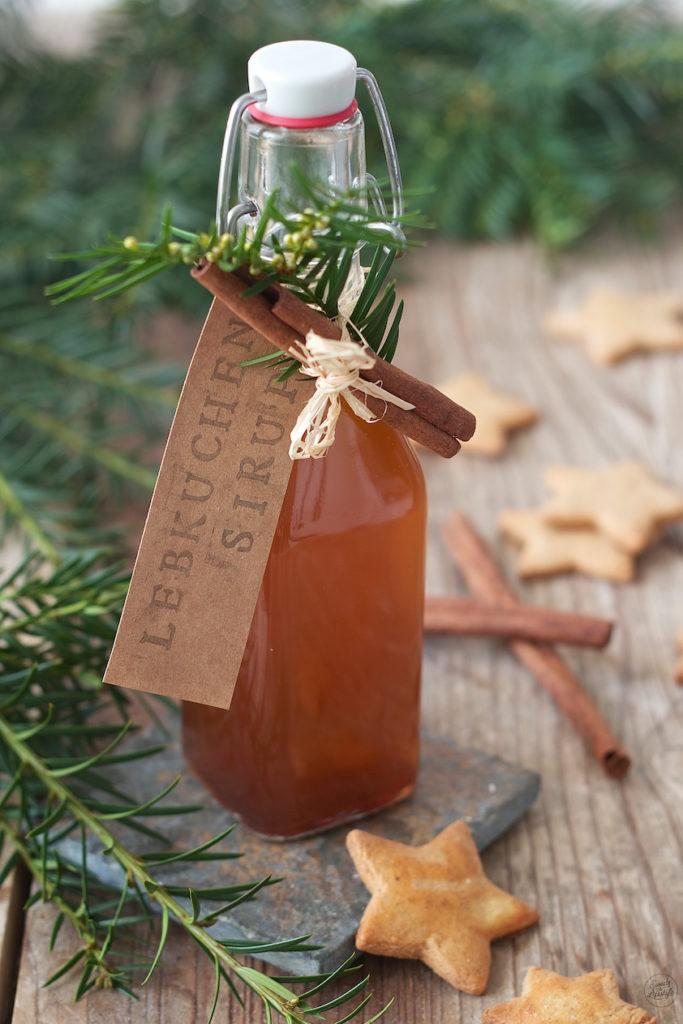 Leckeres Lebkuchensirup Rezept von Sweets & Lifestyle®