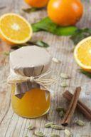 Orangenmarmelade mit Kardamom und Zimt von Sweets & Lifestyle®