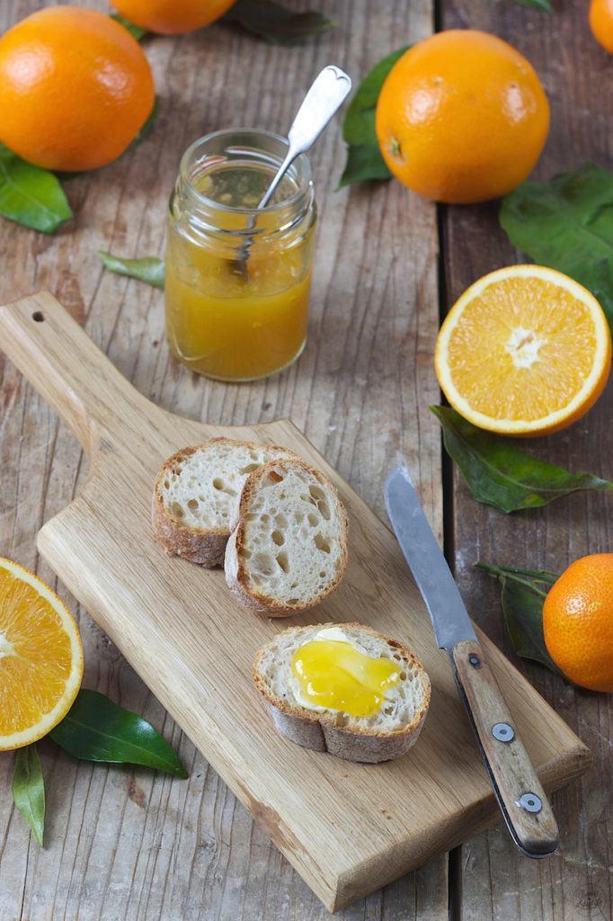 Fruchtig frische Orangenmarmelade mit Zimt und Vanille von Sweets & Lifestyle®