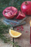 Rezept Granatapfel Orangen Sirup von Sweets & Lifestyle®