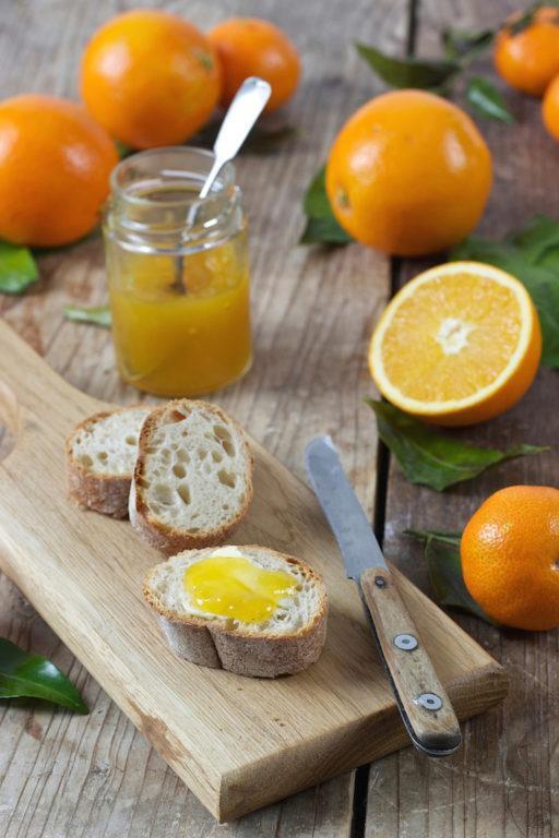 Selbst gemachte Orangenmarmelade von Sweets & Lifestyle®
