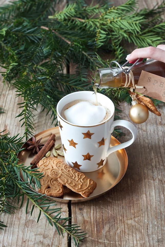 Spekulatiussirup als Last Minute Weihnachtsgeschenk von Sweets & Lifestyle®
