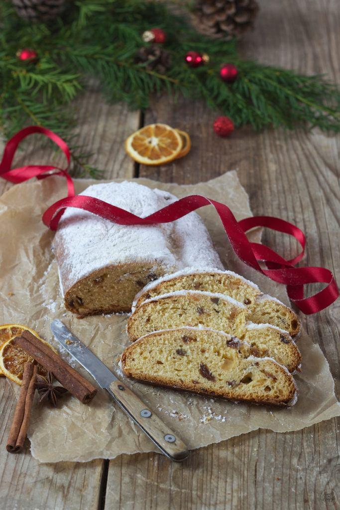 Weihnachtlicher Christstollen nach einem Rezept von Sweets & Lifestyle®