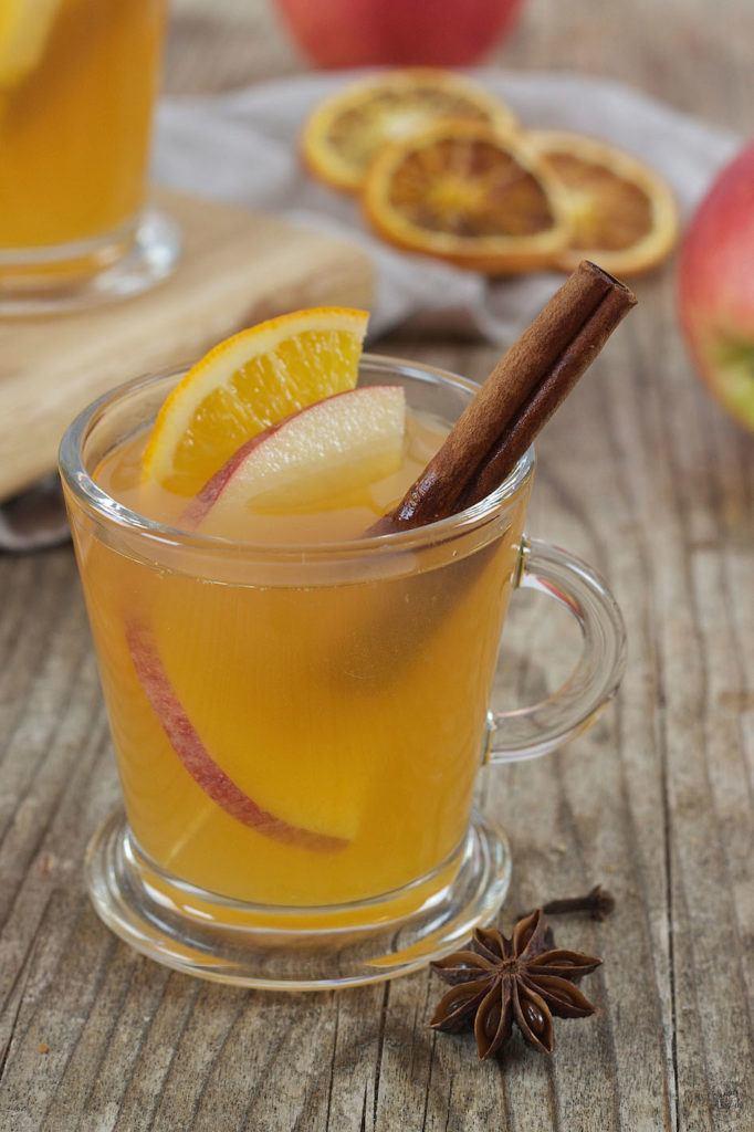 Köstliches Apfel Glühmost Rezept von Sweets & Lifestyle®