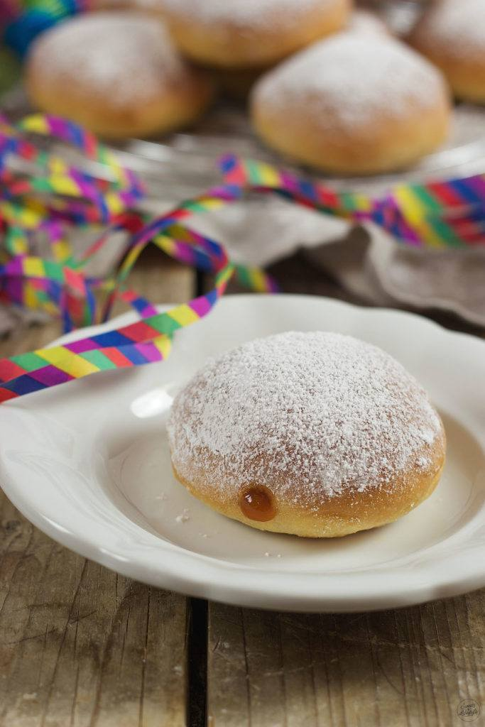 Berliner aus dem Ofen von Sweets & Lifestyle®