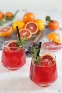 Blutorangen Gin Cocktail Rezept von Sweets & Lifestyle®