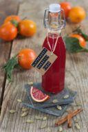 Blutorangensirup mit Kardamom Rezept von Sweets & Lifestyle®