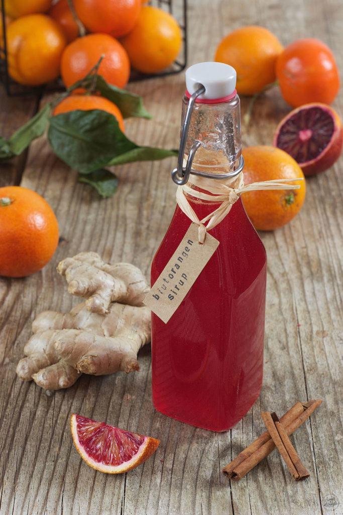 Blutorangensirup Rezept von Sweets & Lifestyle®