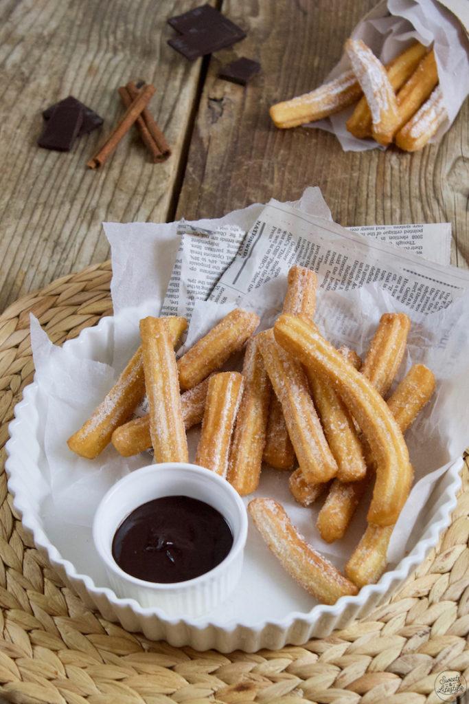 Churros selber machen nach dem Rezept von Sweets & Lifestyle®