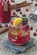Cranberry Bourbon Cocktail Rezept von Sweets & Lifestyle®
