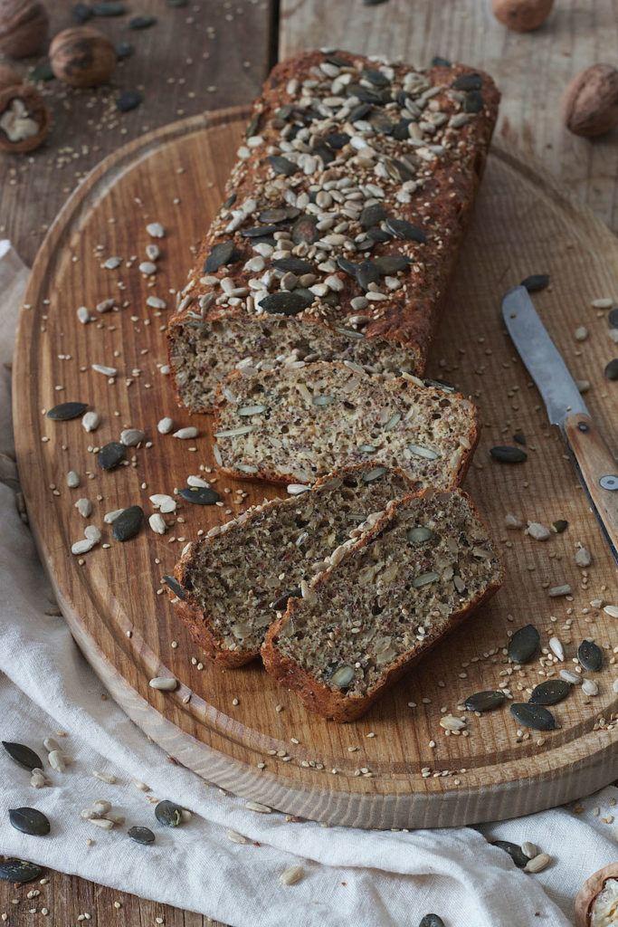 Eiweißbrot ohne Mehl Rezept von Sweets & Lifestyle®