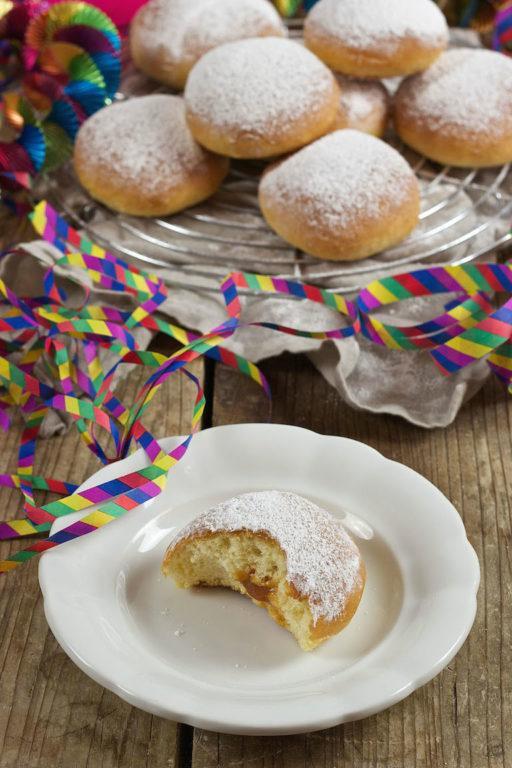 Faschingskrapfen aus dem Backofen von Sweets & Lifestyle®