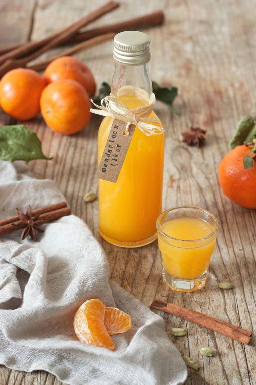 Fruchtiger Mandarinenlikör von Sweets & Lifestyle®
