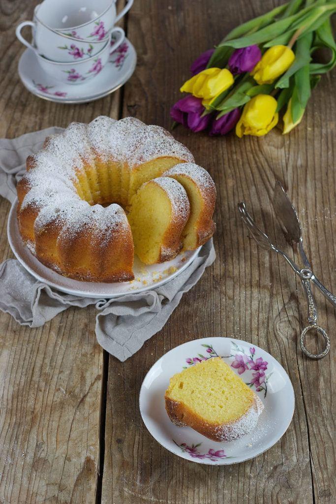 Rezept für einen Gugelhupf mit Topfenvon Sweets & Lifestyle®