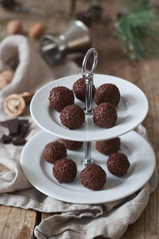 Keksreste für Amarettokugeln von Sweets & Lifestyle®